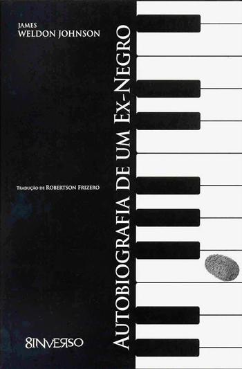 Capa de Livro: Autobiografia de um Ex-negro