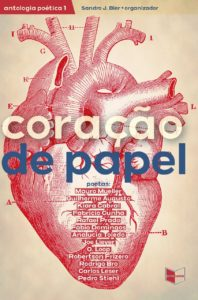Capa de Livro: Coração de Papel