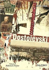 Capa de Livro: Dostoiévski – Correspondências