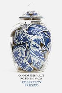 Capa de Livro: O Amor é Essa Luz no Fim do Nada