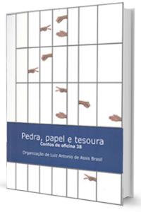 Capa de Livro: Pedra, papel e tesoura – Contos de Oficina 38