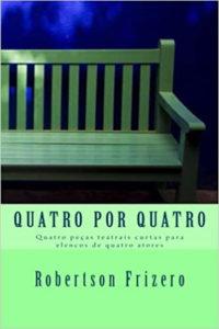 Capa de Livro: Quatro por quatro