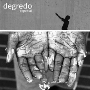 Capa de Livro: Degredo – Especial Revista Gueto