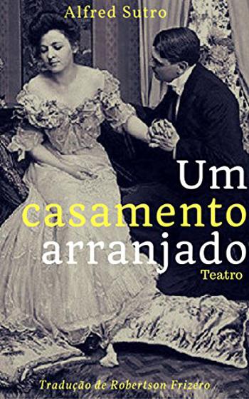 Capa de Livro: Um Casamento Arranjado
