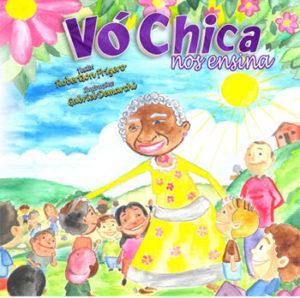 Capa de Livro: Vó Chica nos Ensina