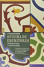 Capa do livro Oficina de escritores. Um manual para a arte da ficção