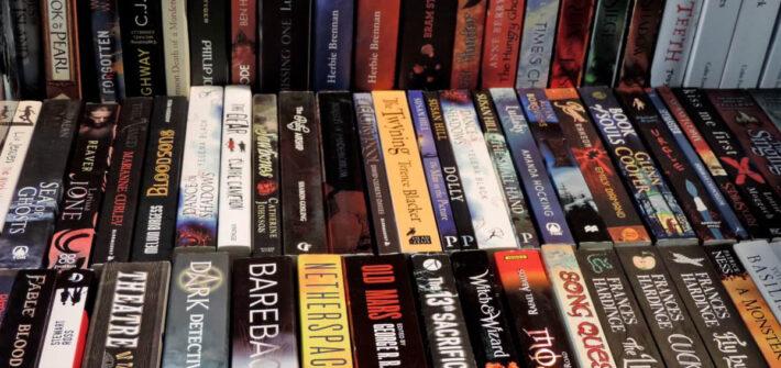 Livros do gênero da literatura de entretenimento