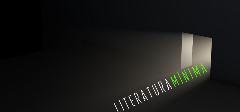 Logotipo projeto Literatura Mínima